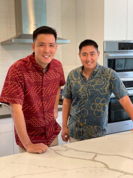 Justin Fajota & Josh Martin- Central Oahu